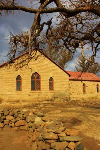 The perfectly preserved mission station at Rorke's Drift battlefield