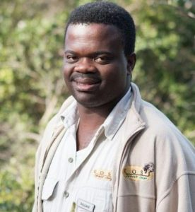 Never a dull moment when you are with Thulani Ntuli, Kosi Forest Lodge guide