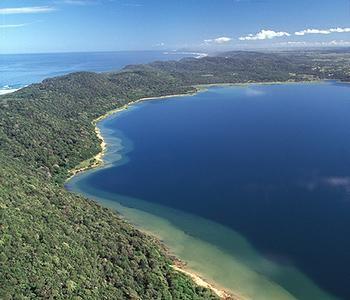 Sibaya Aerial View