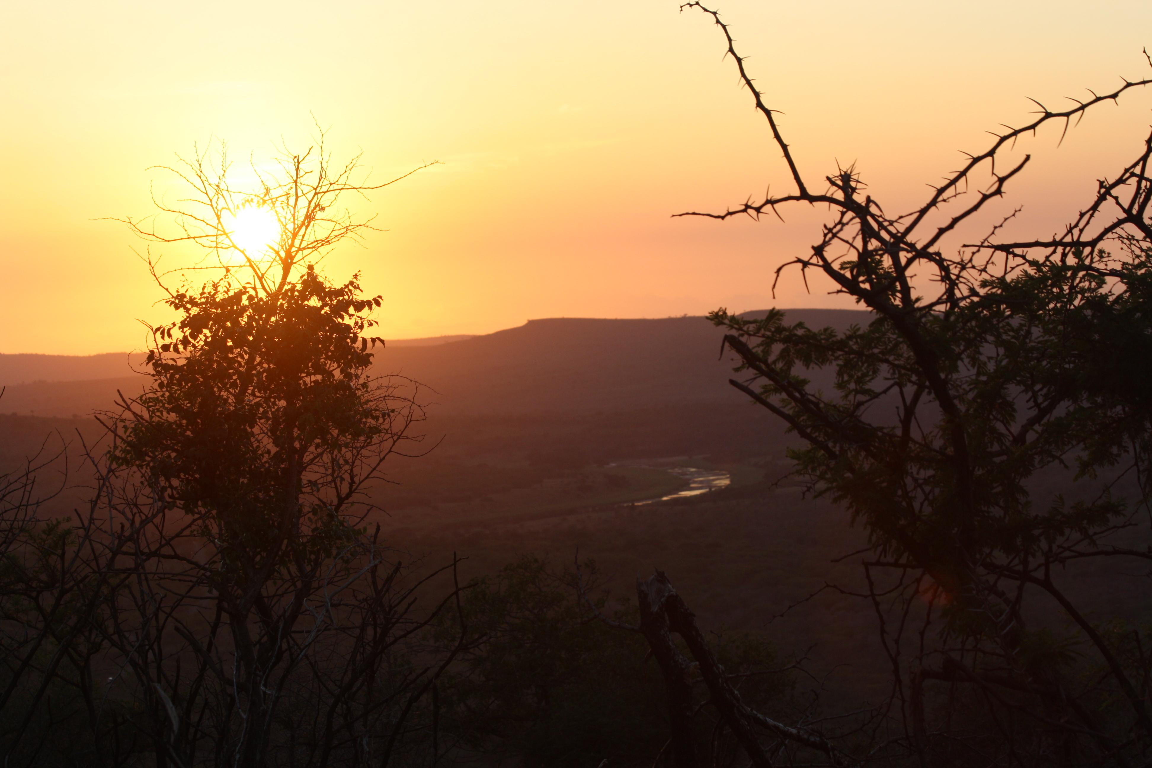 Hluhluwe-iMfolozi has many vast and beautiful valleys