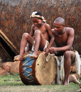 In traditional Zulu culture, the concept of extended family means that all children in your village are 'your' children