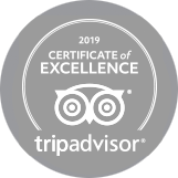 Tripadvisor award Kosi Forest Lodge