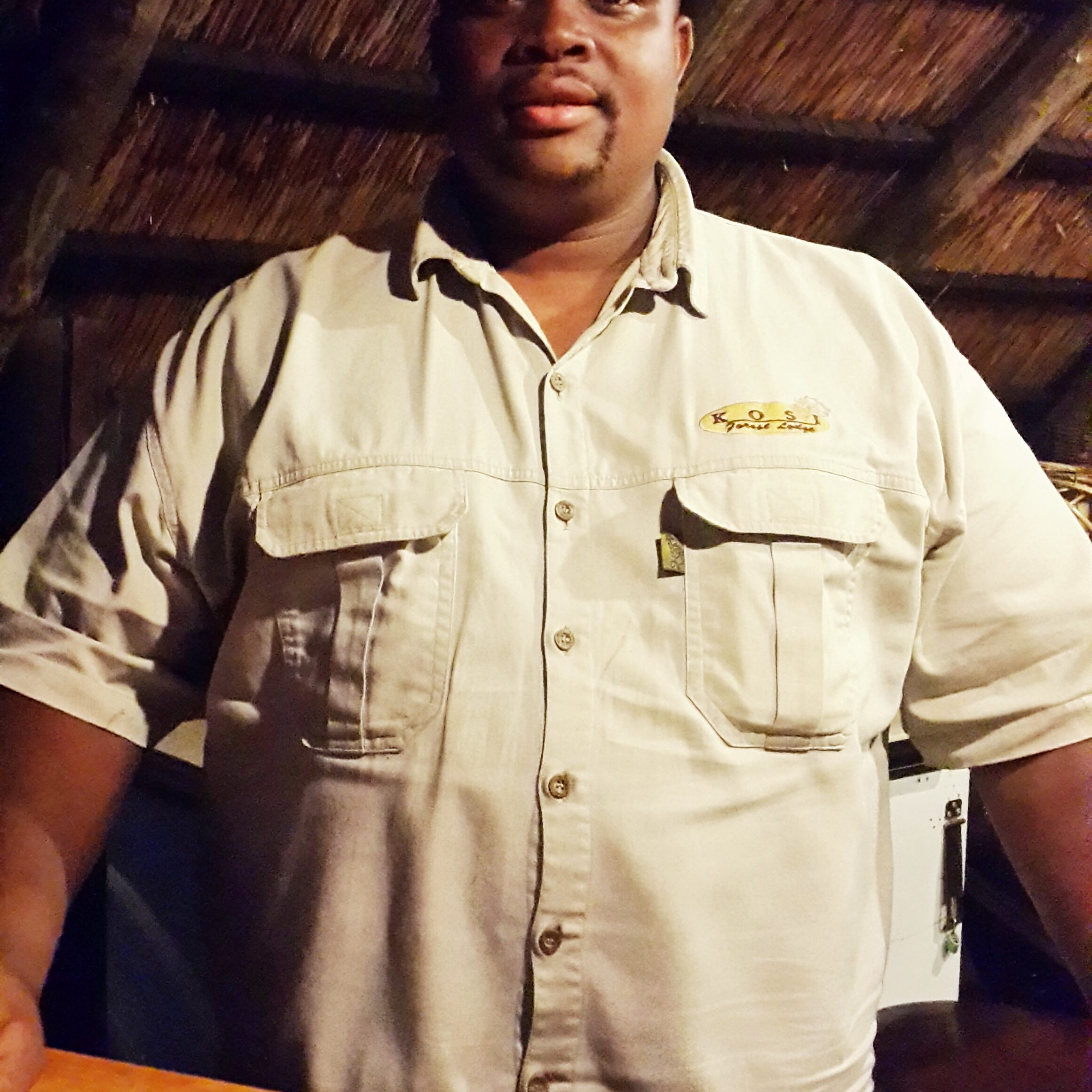Sibusiso (Blessing) Mngomezulu, Lodge Manager of Kosi Forest Lodge
