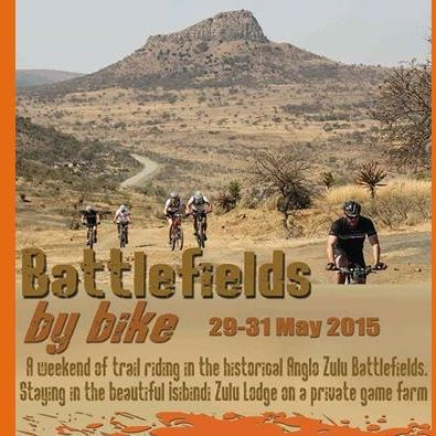 Battlefields by Bike Orange