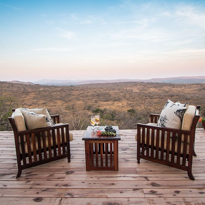 South African honeymoon